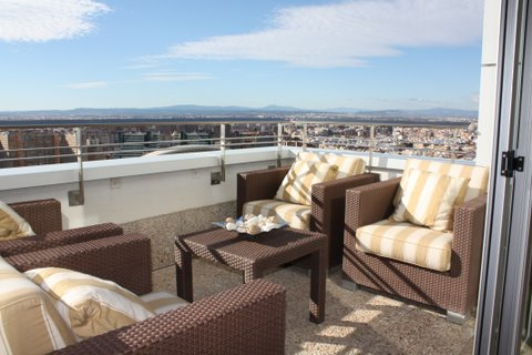 Aparthotel en Valencia