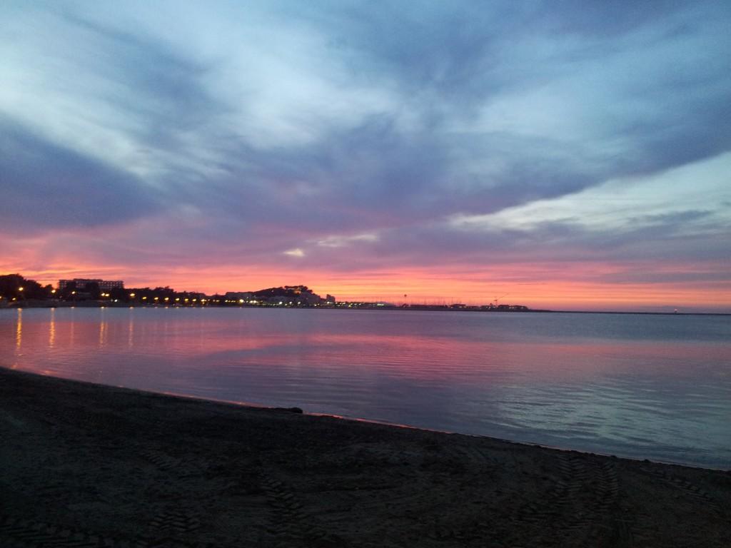 spiagga Valenzia