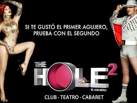 The hole 2 en Valencia