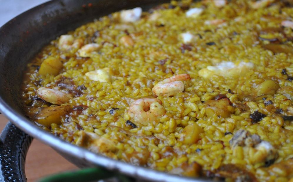 arroz a banda denia