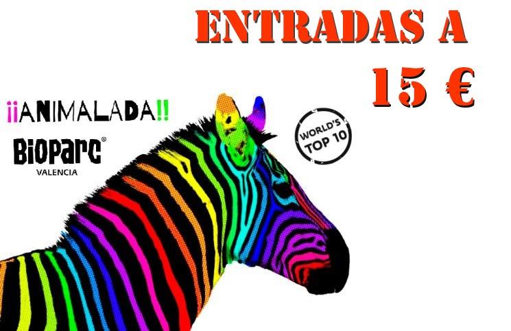 promotion Animalada: entrée journalière à seulement 15euros