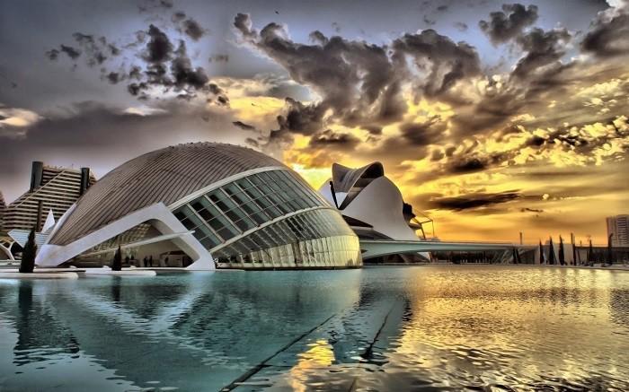 Tomorrowland valencia - L architecture de demain ...