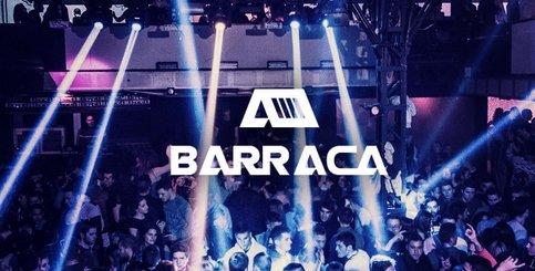 La discothèque la Barraca est une des discothèques les plus mythiques de Valence