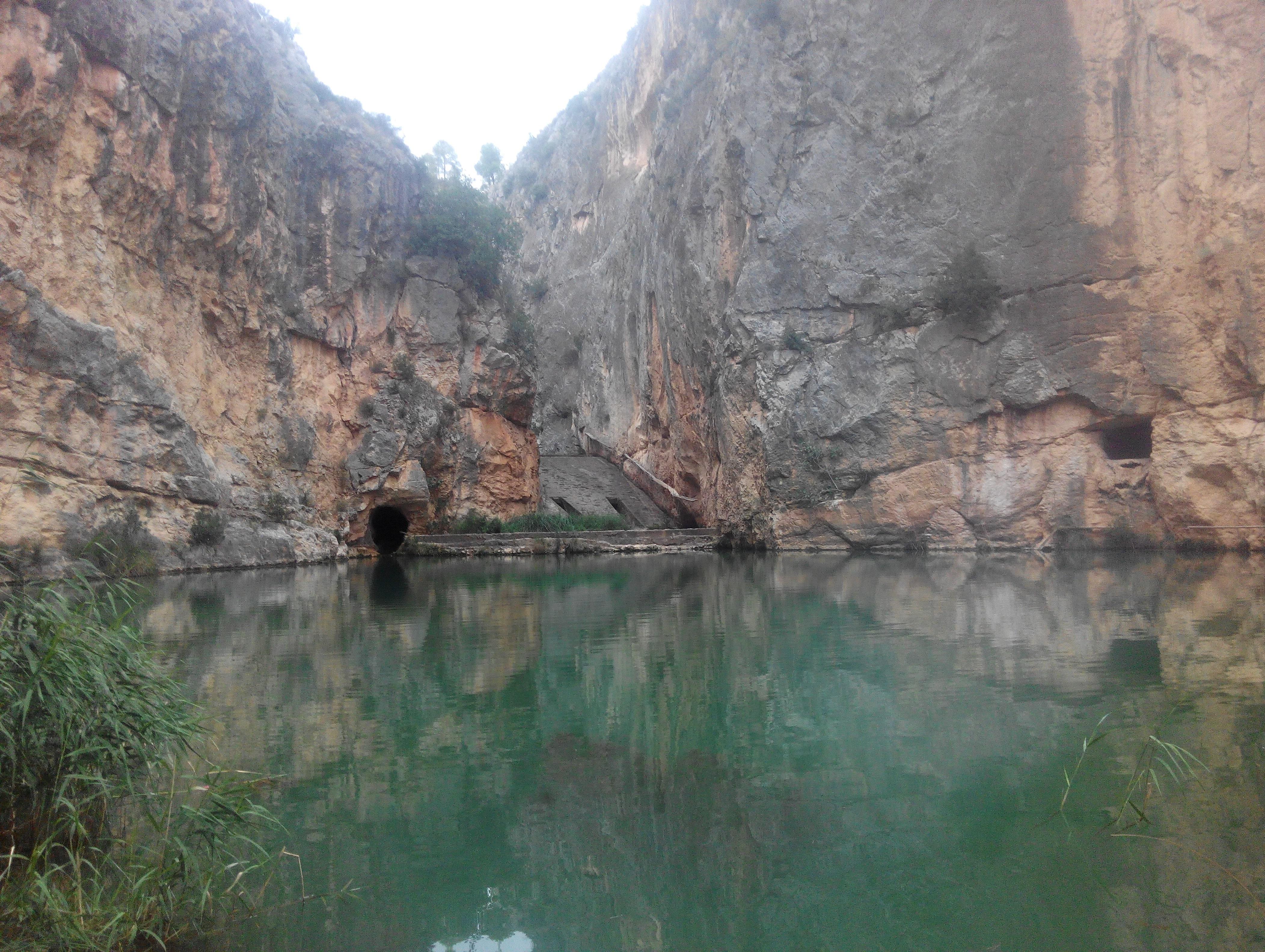 Disfrutar de las piscinas naturales de la comunidad for Piscinas naturales comunidad valenciana